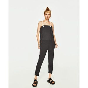 ZARA JUMPSUIT WITH ROPE STRAPS